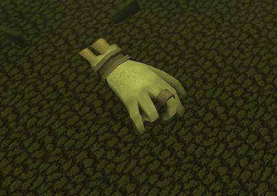 Crawling Hand Level 18 Lunagang
