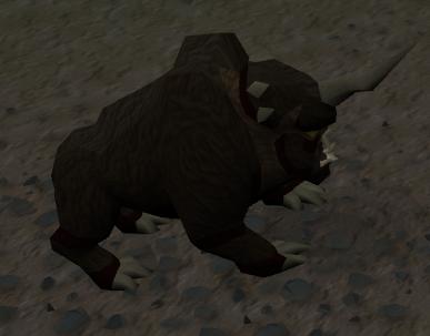 Dark beast - Lunagang