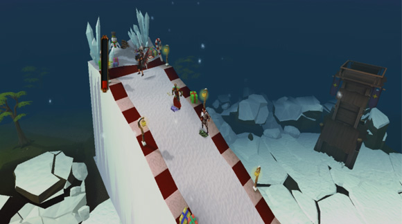 Christmas Event - Snowboarding