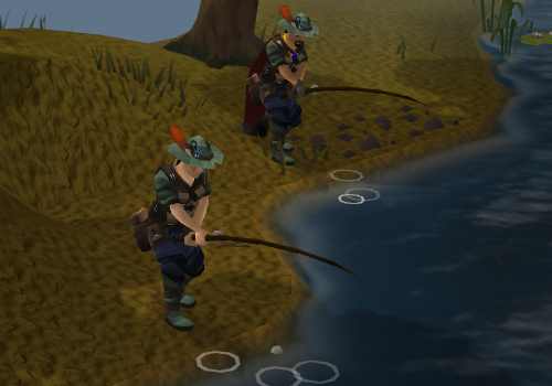 Guide to barbarian fishing osrs